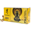 Browning WIN1127-Browning 9mm 115Gr FMJ 50Pk