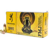 BROWNING 9MM 115GR FMJ 50 RD (WIN1127)