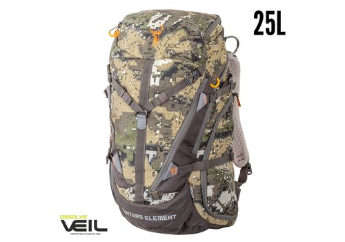 HUE377-HUNTERS ELEMENT RAVINE PACK DESOLVE VEIL 25L
