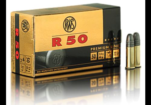 OSA2179-RWS R 50 22LR 40GR 50RNDS