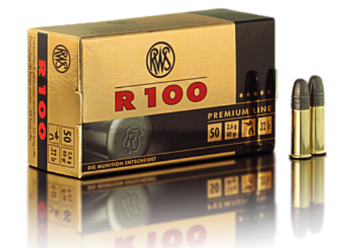 RWS R 100 22LR 40GR 50RNDS (OSA2646)