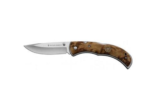 HUNTERS ELEMENT CLASSIC FOLDING DROP POINT KNIFE(HUE001)