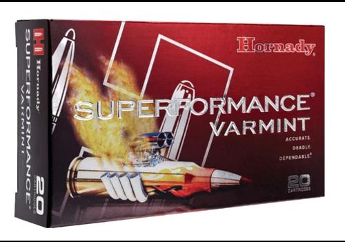 HORNADY SUPERFORMANCE VARMINT 204 RUGER 32GR V-MAX 20RNDS (OSA388)