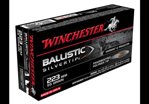 WIN2032-WINCHESTER BALLISTIC ST 223REM 55GR PT 20RNDS