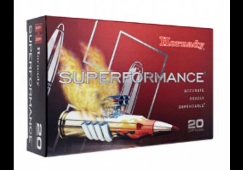 HORNADY SUPERFORMANCE 243 WIN 80GR GMX 20RNDS (OSA2348)