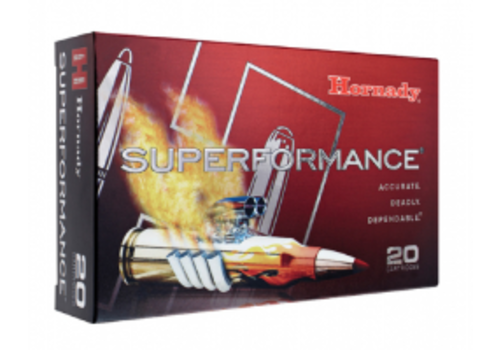 OSA2348-HORNADY SUPERFORMANCE 243 WIN 80GR GMX 20RNDS