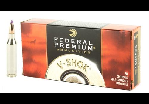 FEDERAL VITAL-SHOK 243 WIN 55GR BTIP 20RNDS(NIO119)