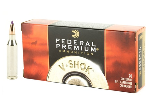 FEDERAL VITAL-SHOK 243 WIN 55GR NOSLER BALLISTIC TIP 20RNDS(NIO119)