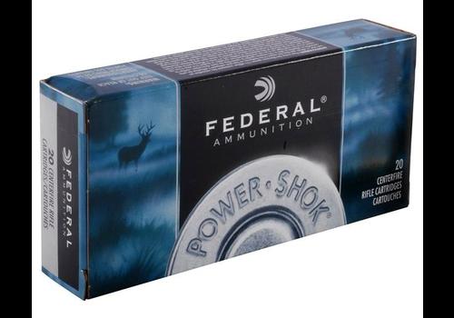 FEDERAL POWER-SHOK 243 WIN 80GR SP 20RNDS(NIO075)