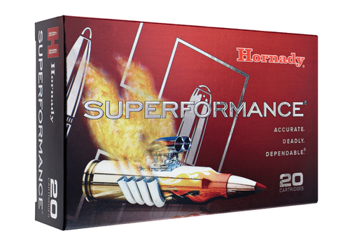 HORNADY SUPERFORMANCE 6.5 CREED MOOR 129GR SST 20RNDS (OSA2056)