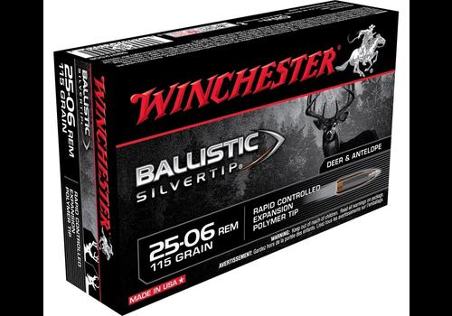 WINCHESTER BALLISTIC ST 25-06 REM 115GR PT 20RNDS (WIN1081)