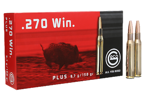 OSA1029-GECO PLUS 270 WIN 150GR 20RNDS