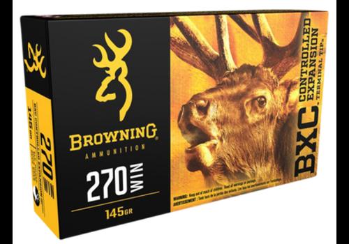 BROWNING BXC 270 WIN 145GR CETT 20RNDS (WIN2203)