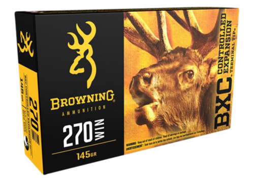 WIN2203-BROWNING BXC 270 WIN 145GR CETT 20RNDS
