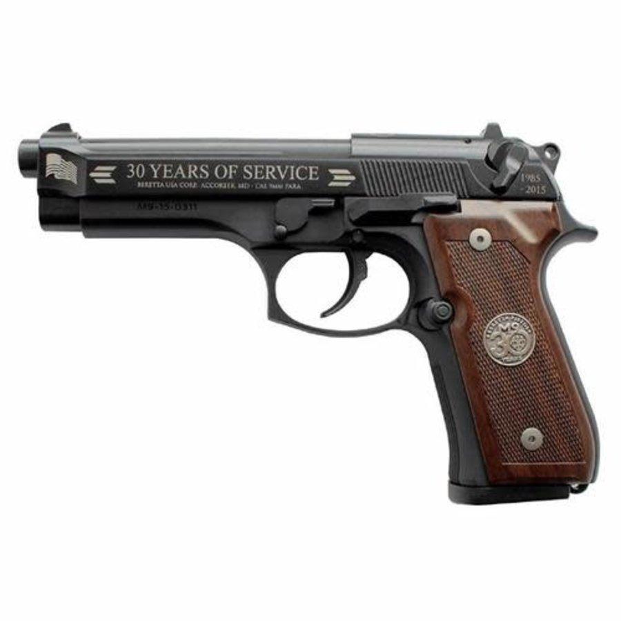 BERETTA M9 30 YEARS ANNIVERSARY 9MM (BER001)