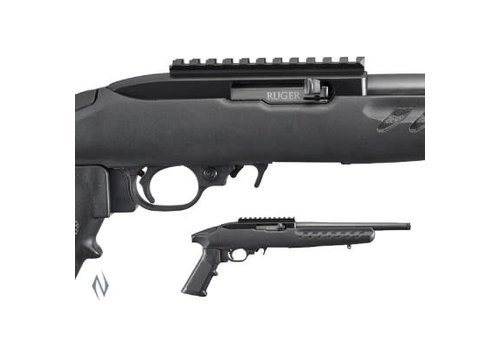 NIO2273-RUGER 22 CHARGER 22LR WITH EXTRA STOCK