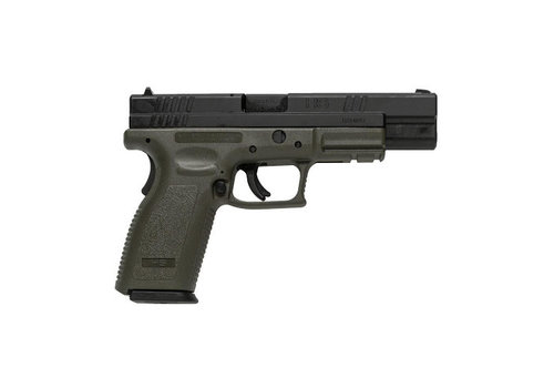 HS PRODUCT HS-9 9MM GREEN (SJS006)