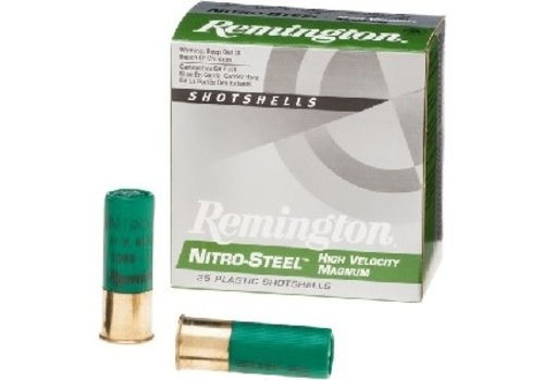 RAY370-SLAB-REMINGTON NITRO STEEL 12G 34GM #4 250RNDS