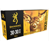 Browning BROWNING BXR 30-30 WIN 155GR REMT 20RNDS (WIN1133)