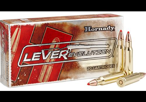 OSA516-HORNADY LEVEREVOLUTION 30-30 WIN 160GR FTX 20RNDS