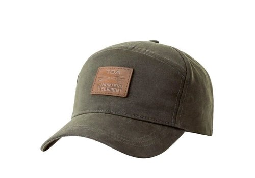 HUNTERS ELEMENT MAHUNGA CAP FOREST GREEN (HUE104)