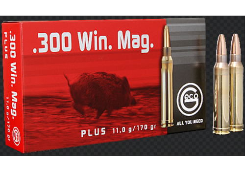 OSA1275-GECO PLUS 300 WIN MAG 170GR 20RNDS