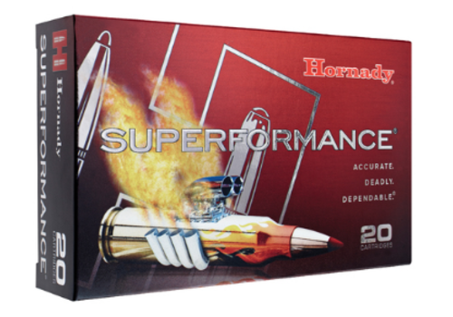 HORNADY SUPERFORMANCE 338 WIN MAG 200GR SST 20RNDS (HES008)