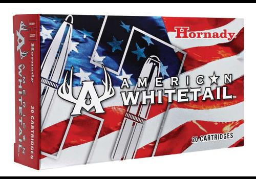 HORNADY AMERICAN WHITETAIL 300 WSM 165GR INTERLOCK 20RNDS (OSA2841)