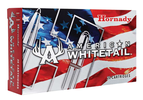 OSA2841-HORNADY AMERICAN WHITETAIL 300 WSM 165GR INTERLOCK 20RNDS