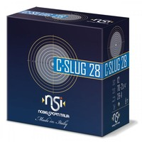 BWA007-SLAB-NSI C-SLUG 12G 28GM #SLUG 1378FPS 250RNDS