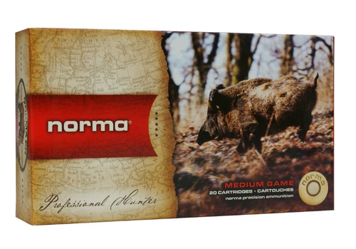WIN962-NORMA AMERICAN PH 7X57 156GR ORYX 20RNDS