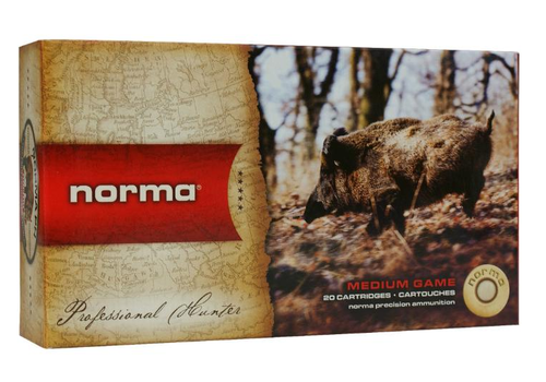 WIN891-NORMA AMERICAN PH 7X64 156GR ORYX 20RNDS