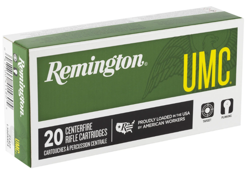 RAY829-REMINGTON UMC 300 BLACKOUT 220GR OTFB 20RNDS