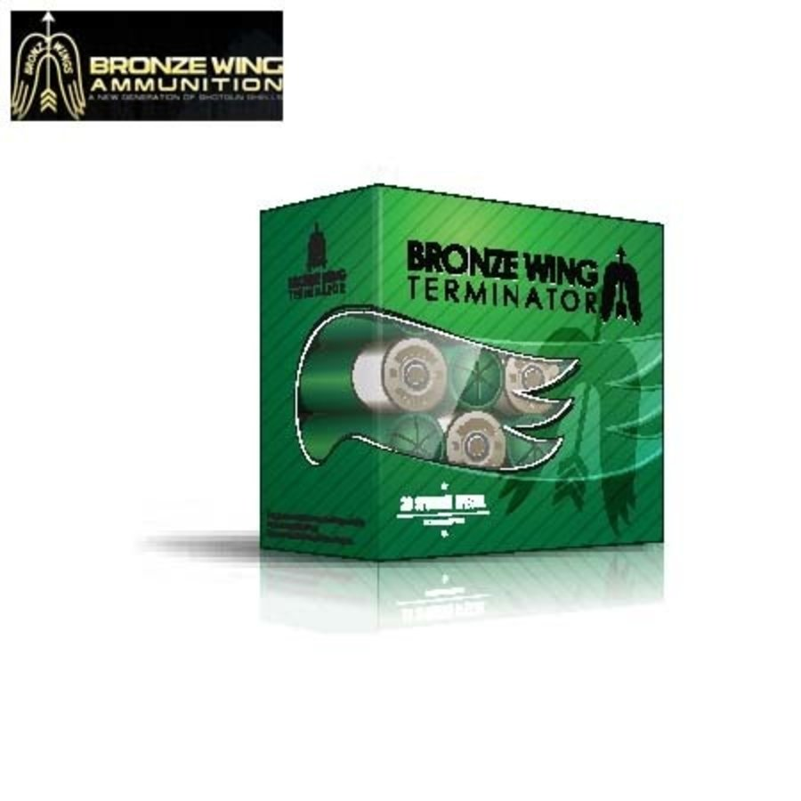BWA021-SLAB-BRONZE WING TERMINATOR SPORTING SPECIAL 28GM #7.5 250RNDS