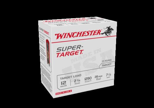 WIN1118-SLAB-WINCHESTER SUPER TARGET 12G 28GM #7.5 1290FPS 250RNDS