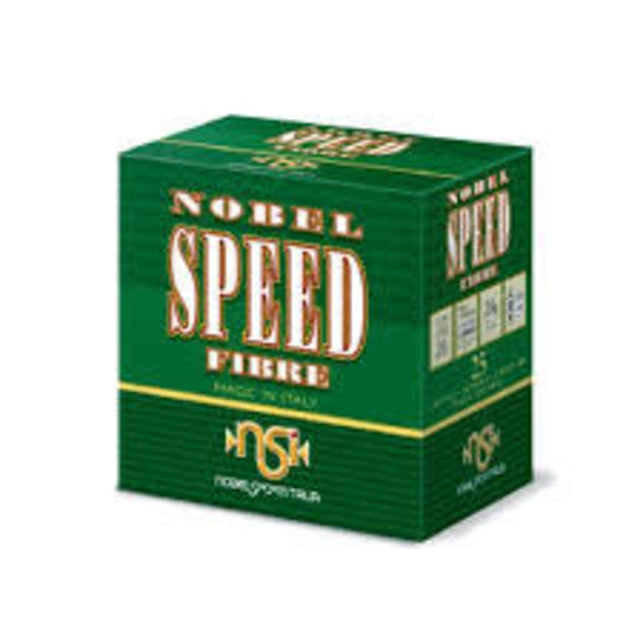 BWA037-SLAB-NSI NOBEL SPEED 12G 34GM #2 250RNDS