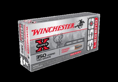WIN038-WINCHESTER SUPER X 350 LEGEND 180GR PP 20RNDS
