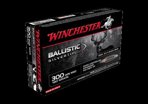 WINCHESTER BALLISTIC SILVERTRIP 300 WIN MAG 180GR PT 20RNDS (WIN047)