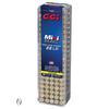 CCI NIO027-CCI MINI MAG HP 22LR 36GR CP HP 1260FPS 100RNDS