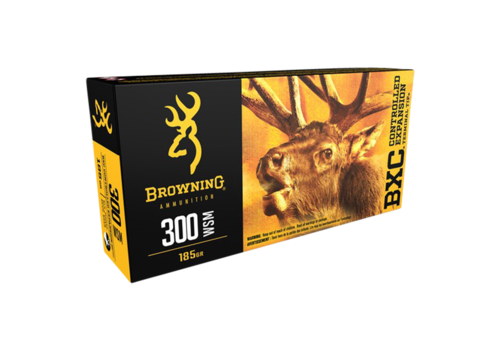 WIN059-BROWNING BXC 300 WSM 185GR CETT 20RNDS