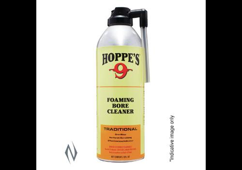 NIO2023-HOPPES 9 FOAMIMG BORE CLEANER 3OZ