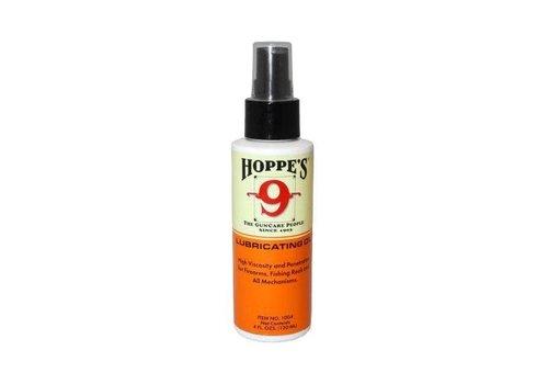 NIO1891-HOPPES 9 LUBRICATING OIL 4OZ 118ML