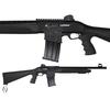 """ADLER NIO019-ADLER B230 12G 20"""" TACTICAL STRAIGHT PULL SHOTGUN 5 SHOT DM"""