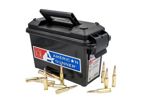 OSA2243-HORNADY AMERICAN GUNNER 6.5 CREEDMOOR 140GR BTHP 200RNDS