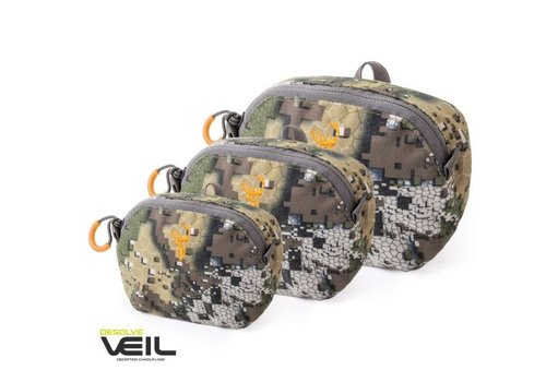 HUNTERS ELEMENT EDGE POUCH DESOLVE VEIL M(HUE299)