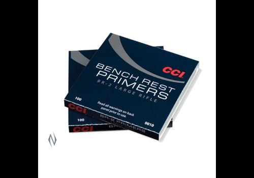 NIO1083-PRIMER-CCI BR2 BENCHREST LARGE RIFLE 100RNDS