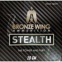 SLAB-BRONZE WING STEALTH 12G 28GM #8 250RNDS(BWA053)