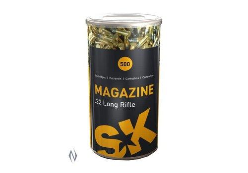 SK MAGAZINE 22LR 40GR 1073FPS 500RNDS(NIO1590)
