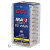 CCI NIO3063-CCI  MAXI MAG 22WMR 30GR HP+V JHP 2200FPS 50RNDS