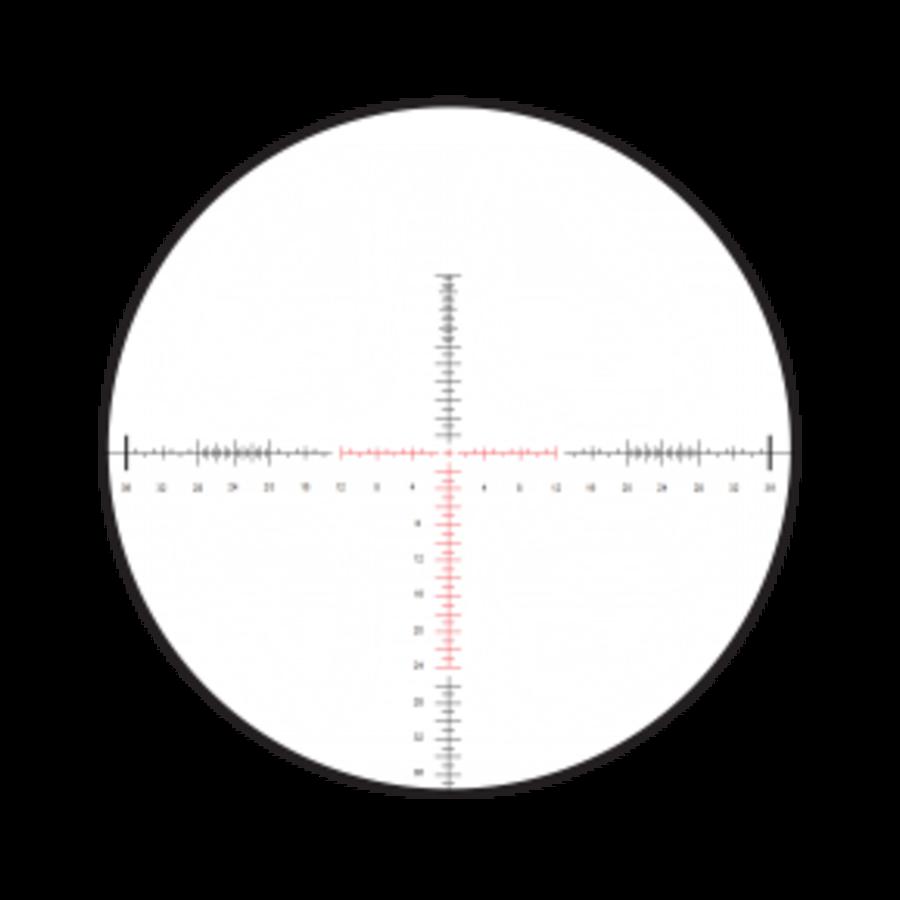 BER2072-BURRIS XTR II 4-20X50 SCR MOA ILL 34MM TUBE FRONT FOCAL PLANE